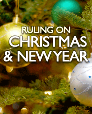 The Ruling on Christmas & New Year by Sheikhul-Islam Ibn taymiyyah